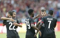 """Draugiškas mačas Kinijoje: """"Bayern"""" – AC """"Milan"""""""