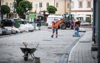 Nuo kitos savaitės vėl keisis eismo tvarka Vilniaus senamiestyje