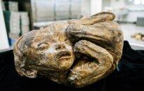 Naujagimio mumija