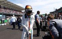 """""""Mercedes"""" susitarė su """"Sauber"""" dėl P. Wehrleino"""