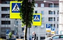 Vilniuje – vairuotojų apklausa dėl mokamo stovėjimo
