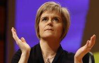 N. Sturgeon: Jungtinė Karalystė, kurioje nubalsavo likti Škotija, nebeegzistuoja