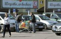 Lithuanians taking to Suvalkai stores