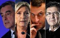 Europa laukia užgniaužusi kvapą: prancūzai ruošiasi rinkti prezidentą