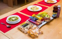 Vilniaus mokyklų valgyklose – grubūs pažeidimai: šie produktai turėtų būti išimti iš prekybos