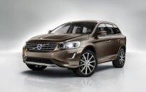 Geriausiai parduodamas Volvo XC60 šiemet pasikeis