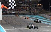 """Lemiamame etape komandos neklausęs L. Hamiltonas gali būti išspirtas iš """"Mercedes"""""""