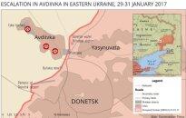 Tiesiai iš Ukrainos: kas nutinka ten, kur Rusija turi veto teisę