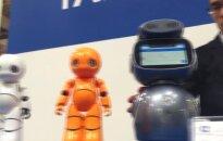 Robotų invazija: jie pristatomi Hanoveryje