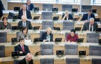 Socialdemokratai kviečiasi V. Vasiliauską pasiaiškinti