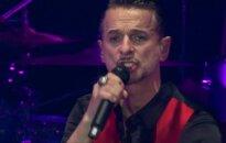 """""""Depeche Mode"""" sugrįžimas: revoliucinės nuotaikos ir nacionalizmo pasmerkimas"""