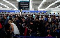 """Po savaitgalį kilusio chaoso, """"British Airways"""" vadovas trauktis nežada"""