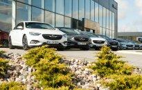 Lietuvos žurnalistams pristatyta naujos kartos Opel Insignia Grand Sport