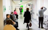 Nesumokėję PSD įmokų ir toliau mėnesį gydysis valstybės lėšomis