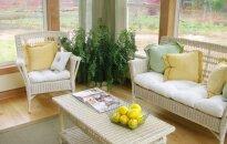 Patarimai, kaip įpūsti pavasario į savo namus