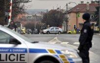 Čekijos fabrike nugriaudėjo virtinė sprogimų