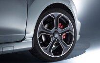 Ford Fiesta ST ratas (asociatyvi nuotr.)
