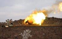 Turkija smogė Sirijos kurdams