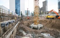 Vilniuje prasideda grandiozinės statybos