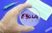 Pratybas atlikusi Nacionalinė laboratorija pasiruošusi nustatyti Ebolos virusą