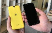 Latvių pasiūlymas - apie 100 eurų kainuojantys išmanieji telefonai
