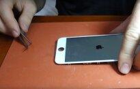 """""""iPhone"""" gamintojai sukilo: tiekėjus apkaltino neteisėta veikla"""