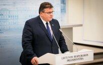 L. Linkevičius: po rinkimų - noras šviežiai pažvelgti į santykius