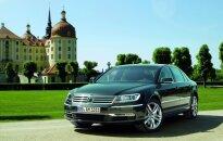 """Šuolis į kitą pusę: atgimsiantis """"Volkswagen Phaeton"""" konkuruos su """"Tesla"""""""