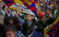 Sign in Lithuanian, Tibetan languages to be unveiled in Tibet Square in Vilnius