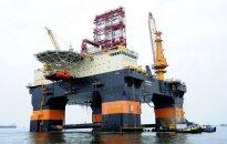 Jungtinės Karalystės vandenyse aptiktas milžiniškas, milijardą barelių galintis siekti naftos telkinys