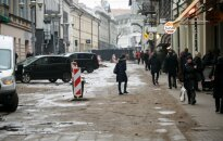 Vilniaus gatvės remontas baigsis iki liepos