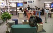 """""""Tele2"""" paskelbė, kas didino jų pajamas"""