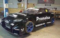 Komandos Mazda RX-8