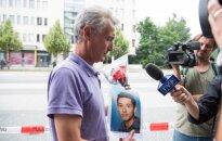 Tėvas gedi Miunchene nužudyto sūnaus