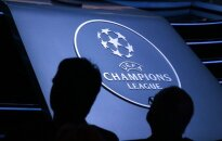 Paskelbti UEFA Čempionų lygos grupių etapo krepšeliai