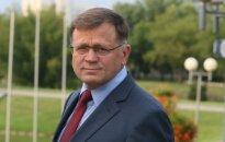 B. Matelis. Seimas nenori, kad atliekų tvarkymas gyventojams kainuotų mažiau