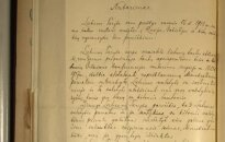 he long-sought original document of the Lithuanian Independence Act signed on February 16 1918 was discovered in Germany