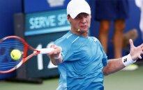 R. Berankis – sutriuškintas ATP turnyre Maskvoje