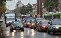 Kiek truks vairuotojų košmaras Kauno Savanorių prospekte?