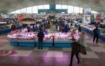 Kainos Minsko turguje: kas pigiau nei Lietuvoje?