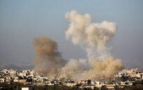 Sirijoje žuvo dar keturi Rusijos kariai