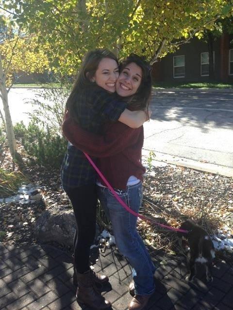 Kaylee ir jos sesuo