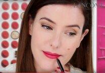 Prancūziška tobulų raudonų lūpų gudrybė