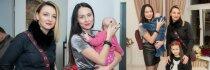 Prieš 4 mėnesius dukrelės susilaukusi Vasha pademonstravo it nulietas kūno linijas