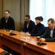 LKF delegacija Marijampolėje