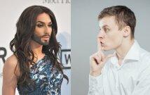 Kodėl kai kuriuos vyrus traukia santykiai su transeksualais?