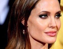 Kaip susikurti Angelinos Jolie skruostikaulių efektą