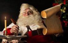 Kas slepiasi po Kalėdų Senelio kauke ir ko iš tikrųjų reikia mūsų vaikams