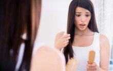 Kai niekas nepadeda. Ką daryti, norint sustabdyti plaukų slinkimą. IŠSIRINK IR LAIMĖK