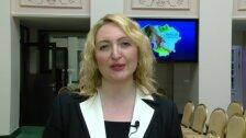 """DELFI 15: draudimo bendrovės """"Gjensidige Baltic"""" vadovės K. Pavlidi sveikinimas"""